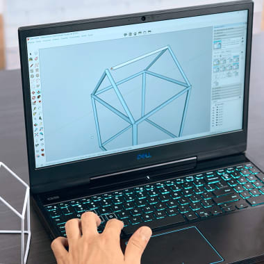 SketchUp Tutorial: How to Draw From a Reference Image