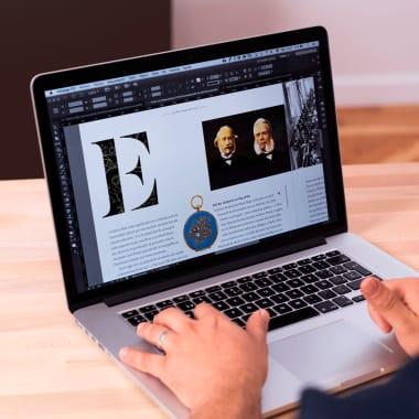 Editorial Design Tutorial: How to Mix Typefaces