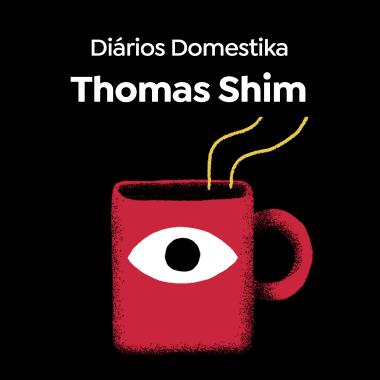 Conheça o criador do Pride Train, Thomas Shim, no Diários Domestika