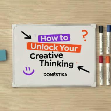 Copywriting Tutorial: How to Unlock Creative Thinking