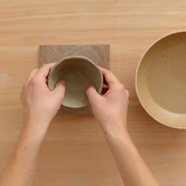 Ceramic Tutorial: How To Make A Pinch Pot At Home