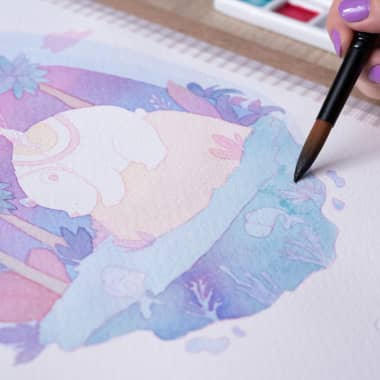 Essential Materials for Painting in Watercolor and Gouache