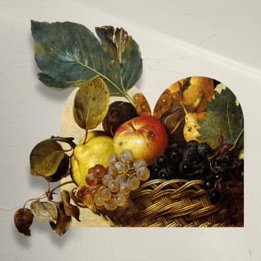 The History of Still Life Painting: How a Basket of Fruit Revolutionized Art