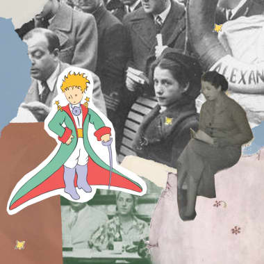 Consuelo de Saint-Exupéry, la musa salvadoreña que inspiró El Principito