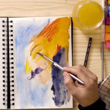 Tutorial Ilustração: exercícios para estimular a criatividade