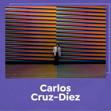 Carlos Cruz-Diez, el cinético venezolano que revolucionó el color
