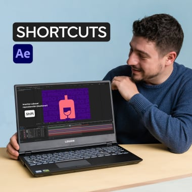 After Effects Shortcuts to Become a Professional Motion Grapher