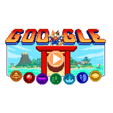 El increíble campeonato olímpico del Doodle de Google