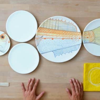 Ceramic Tutorial: Basic Glaze Technique