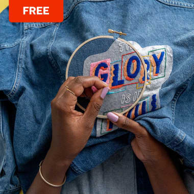 10 Free Online Embroidery Classes for Learning New Techniques