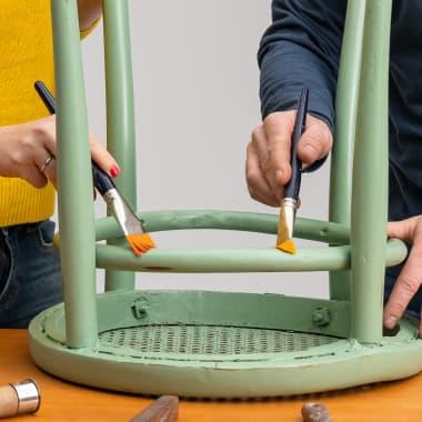 Interior Design Tutorial: 5 Tips for Decorating with Vintage Furniture