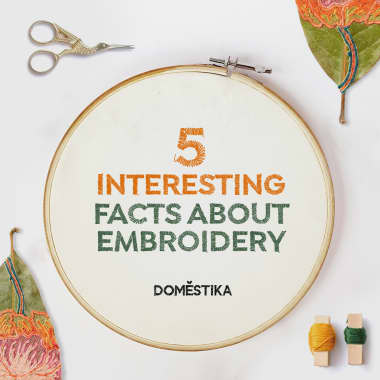 5 Fascinating Embroidery Facts: From Darned Manuscripts to Needlework with Hair!