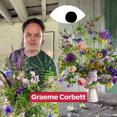 Os jardins coloridos da Bloom & Burn, no Diários Domestika