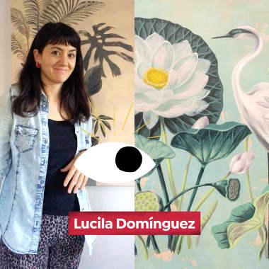 A beleza da ilustração botânica de Lucila Domínguez, no Diários Domestika