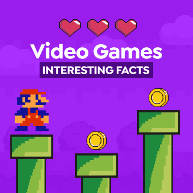 From Mario's Mustache to the Very First Easter Egg: 5 Things You Didn't Know About Video Games