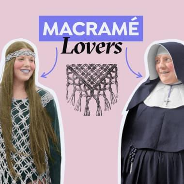The History of Macramé: From Arabic Weavers to Coachella Fashion