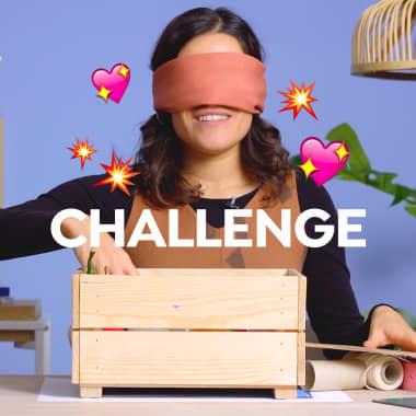 Challenge: experiências de impressão em papel