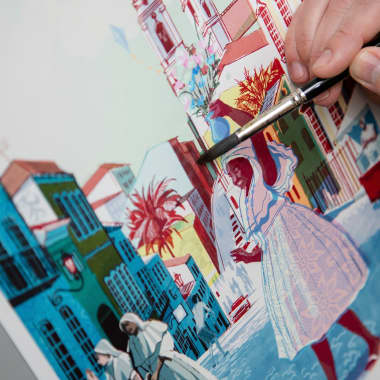 10 Artists to Inspire Your Travel Illustration Journal