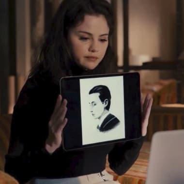 La ilustradora española tras Selena Gomez en la nueva serie de Disney+
