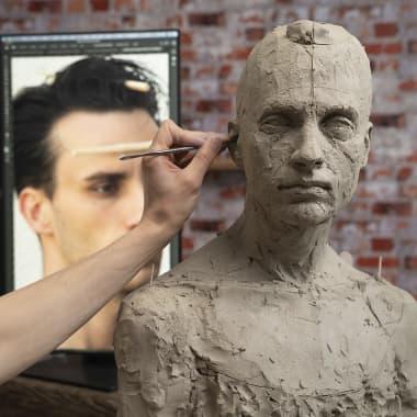 Essential Materials to Sculpt Clay Portraits