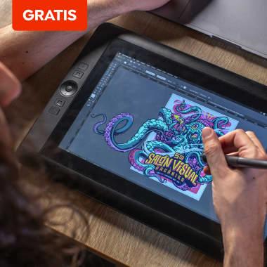 10 clases online gratis de ilustración digital