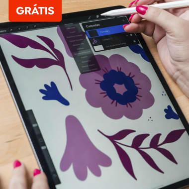 10 aulas online gratuitas de ilustração digital para iniciantes