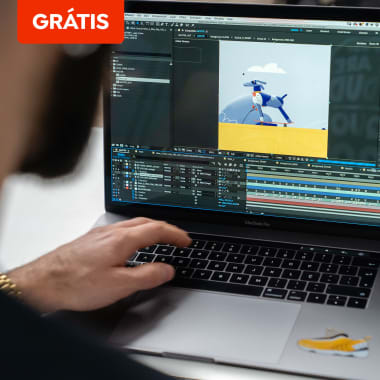 Download grátis: loop de texturas para Adobe After Effects
