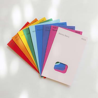 O que é a harmonia das cores e quais tipos existem?