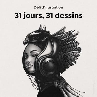 Défi d'illustration : 31 jours, 31 dessins !