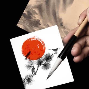 5 fatti interessanti sull'inchiostro di china