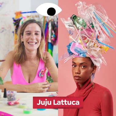 A moda sustentável de Juju Lattuca, no Diários Domestika