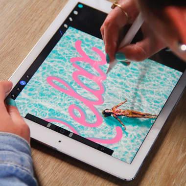 8 app per esercitarsi con la calligrafia ed il lettering