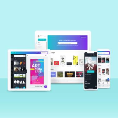 Canva, la popular app de diseño gráfico al alcance de todos