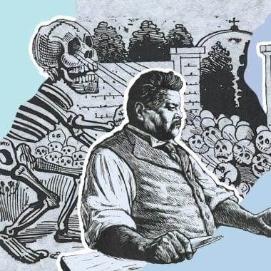 """Conoce a Guadalupe Posada: el creador de """"La Catrina"""" mexicana"""