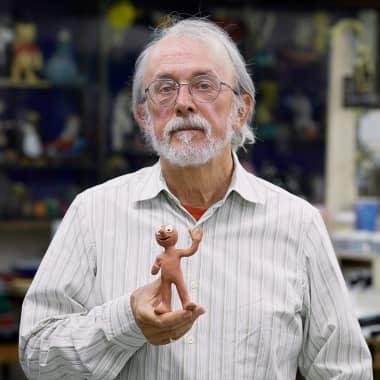 Peter Lord, creador de Aardman Animations, comparte su sabiduría única