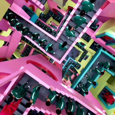 7 riferimenti al mondo dell'arte in 'Squid Game'
