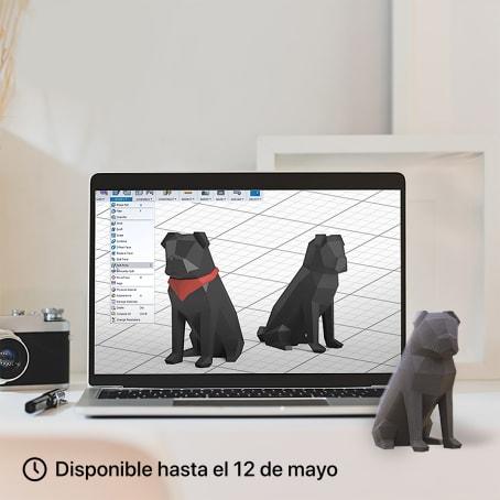 """Introducción al diseño e impresión en 3D. Un curso de 3D y Animación de Agustín """"Flowalistik"""" Arroyo"""