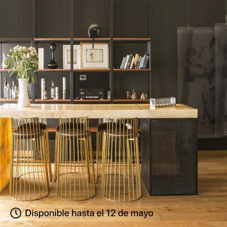 Diseño de interiores para espacios multifuncionales. Un curso de Arquitectura y Espacios de DecoStudio