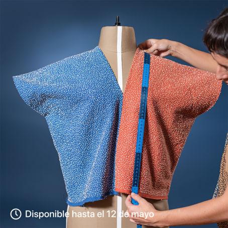 Diseño de prendas artesanales desde cero. Un curso de Craft de Ofelia & Antelmo