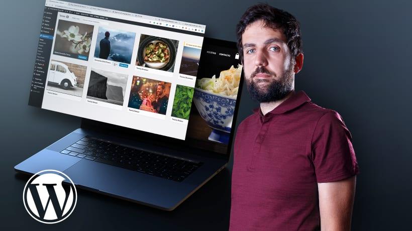 Creación de una web profesional con WordPress (Ignacio Cruz Moreno ...