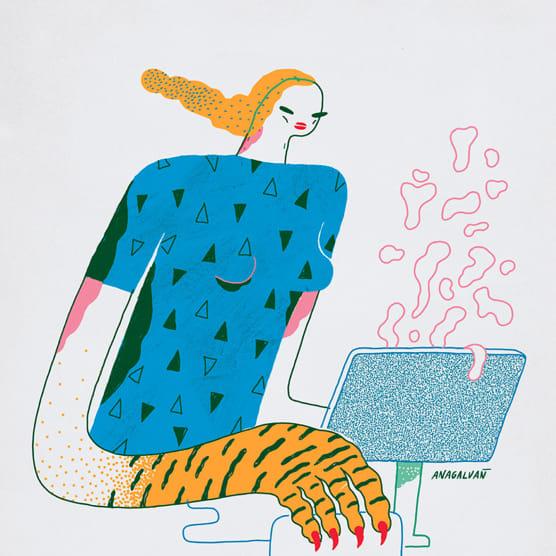 Ana Galvañ: un estilo con nombre propio dentro del cómic