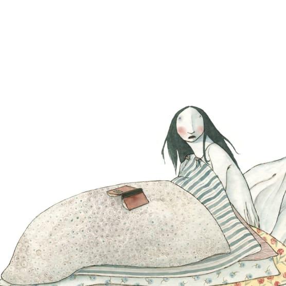 Elena Odriozola: La magia literaria en la ilustración