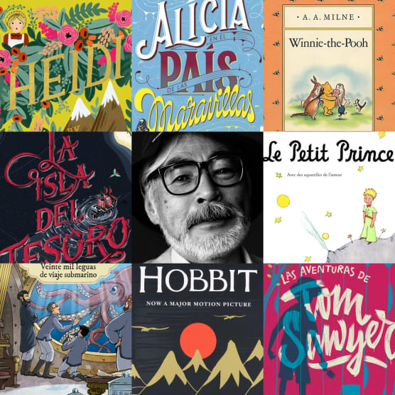 Estos son los libros favoritos de Hayao Miyazaki