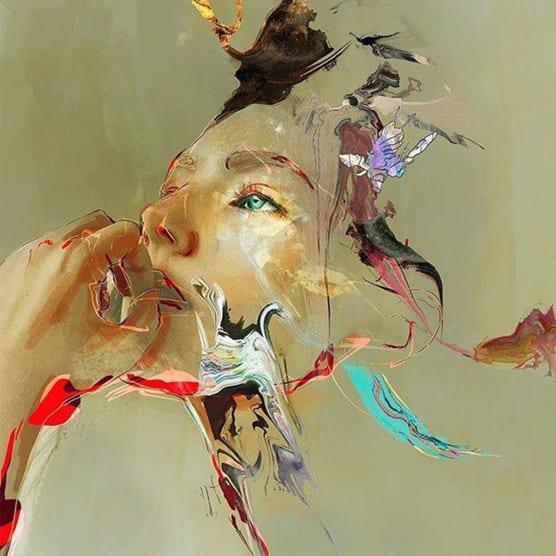 Archan Nair: Arte, colores, psicodelia y vivencias