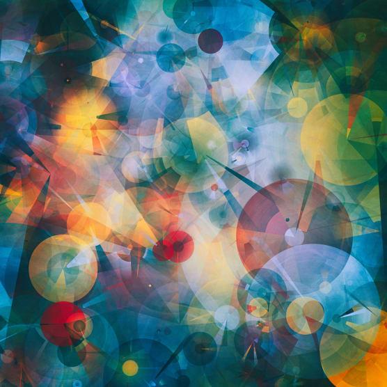 Manoloide: la creación artística por medio de código y colores digitales