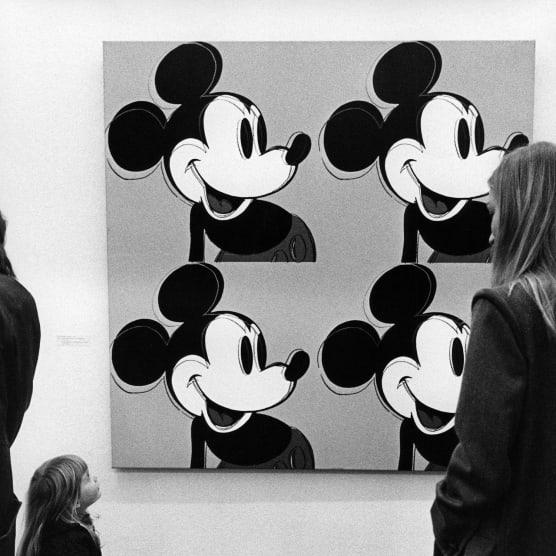 ¿Quién creo a Mickey Mouse?