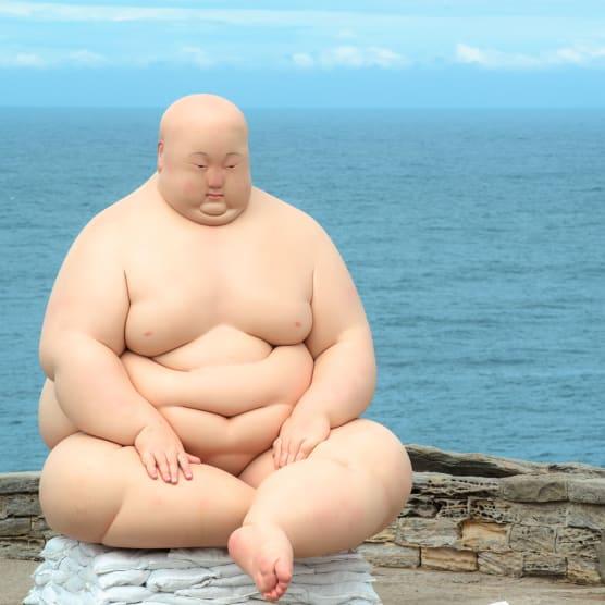 Sculptures by the sea: Arte junto al mar