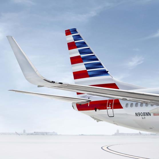 El logotipo de American Airlines no se puede registrar por falta de creatividad