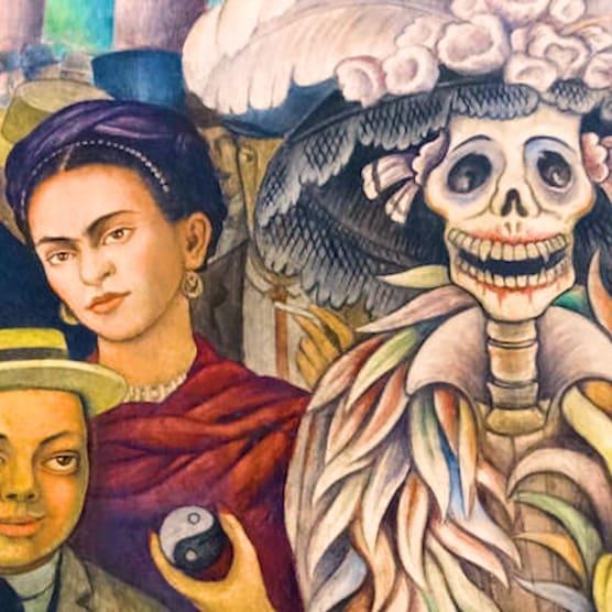 ¿Cuál es el origen de la Catrina mexicana?
