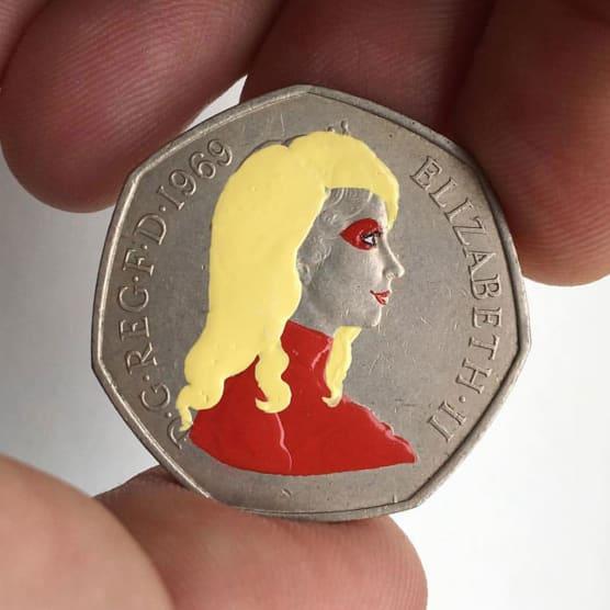 Tales you lose: cuando las monedas se convierten en lienzos